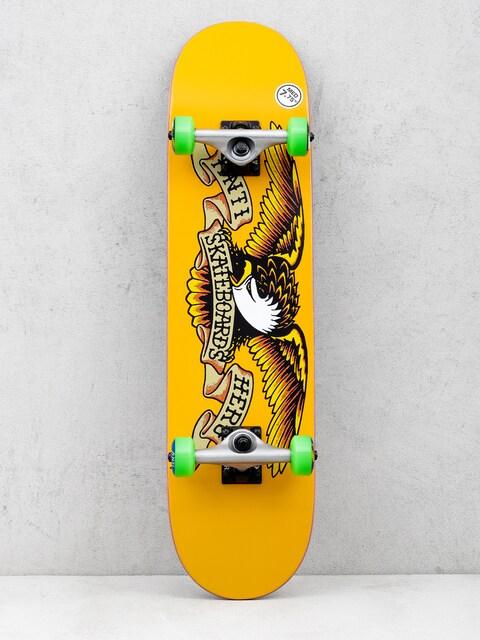 Antihero Skateboard Classic Eagle (orange)