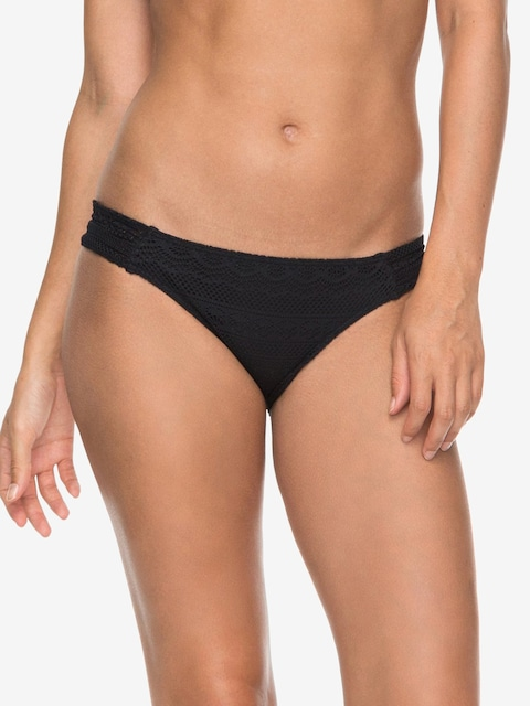 Roxy Swimsuit Surf Memory Scooter Bottom Wmn (anthracite)