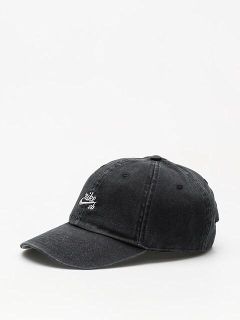 Nike SB Cap Sb Heritage 86 ZD (black/wolf grey/wolf grey)