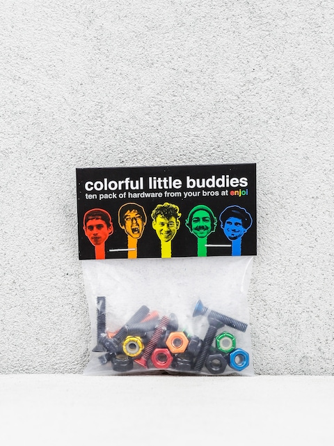 Enjoi Bolts Colorful Little Buddies Phillips (multi)