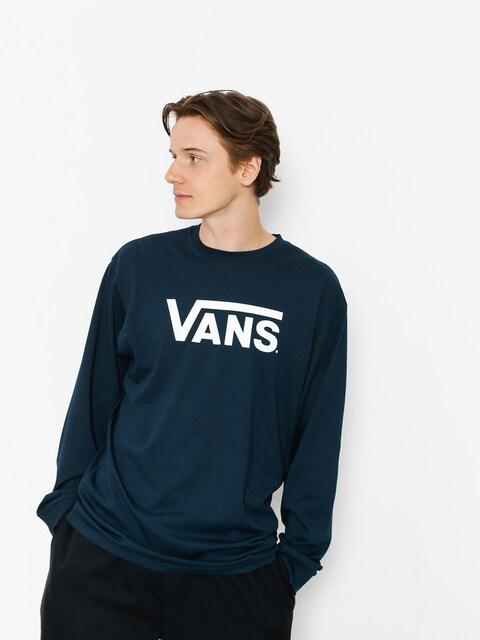 Vans Longsleeve Classic (navy/white)