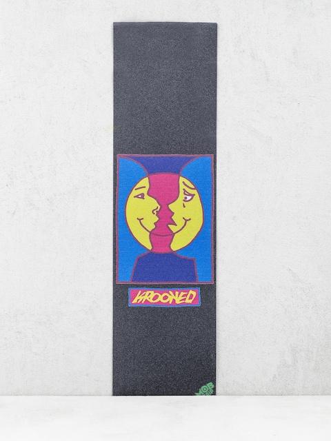 Mob Skateboards Grip Krooked Moon Smile (black)