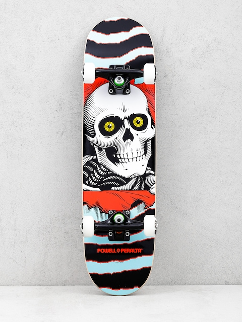 Powell Peralta Skateboard Ripper One Off (turquoise/red)