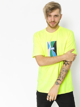 Koka T-shirt Glass (neon green)