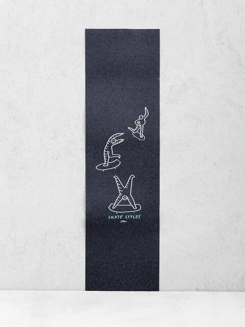 Polar Skate Griptape Skate Style