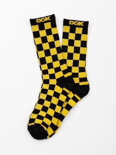 DGK Socks Taxi (yellow)