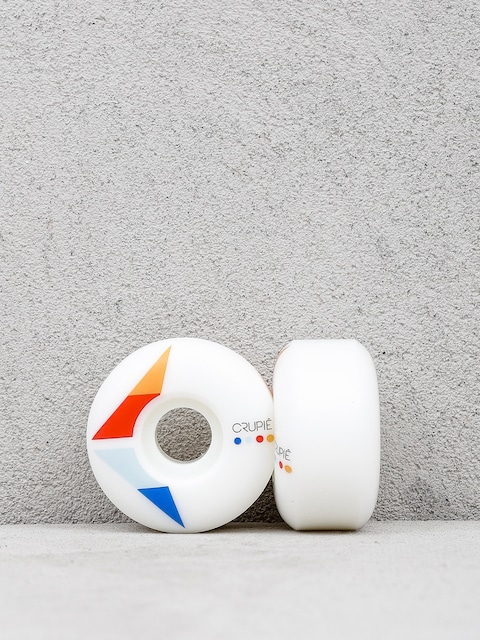 Crupie Wheels Ctrl V Apex Metric (white)
