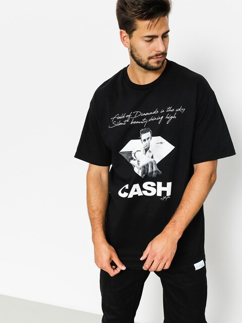 Diamond Supply Co. T-shirt Diamonds In The Sky (black)