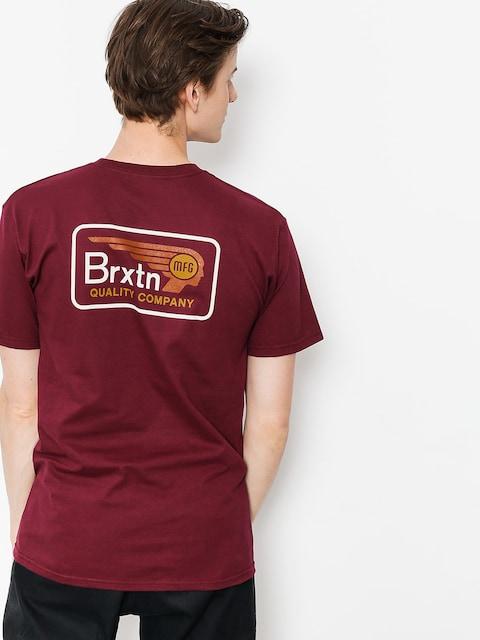 Brixton T-shirt Messenger Stt