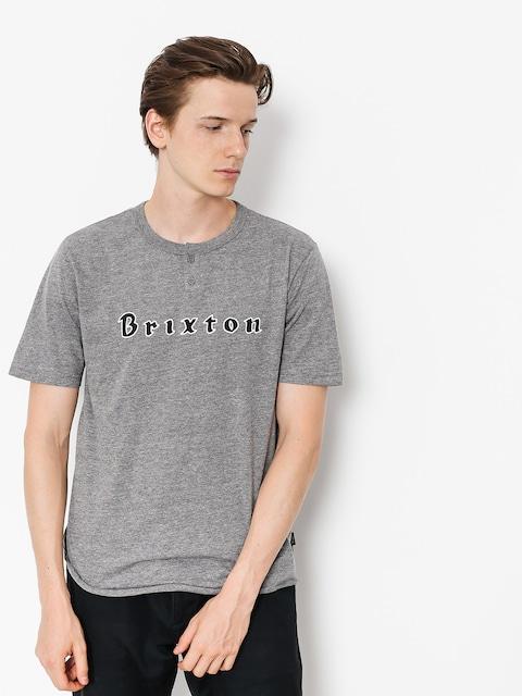 Brixton T-shirt Proxy Henley