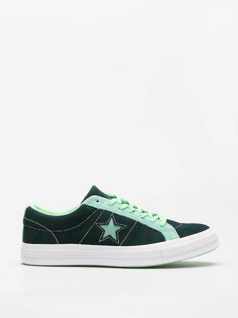 Converse Chucks One Star Ox (ponderosa pine/neptune green)