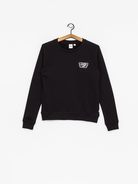 Vans Sweatshirt Full Patch Raglan Wmn (black)