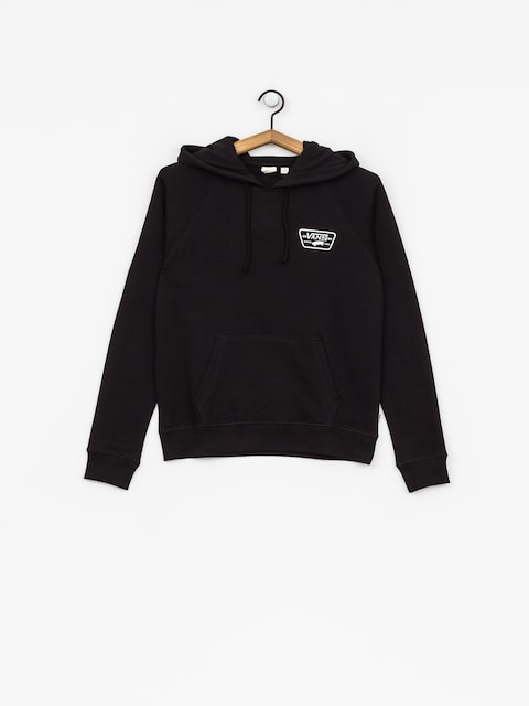 Vans Hoodie Full Patch Raglan HD Wmn (black)