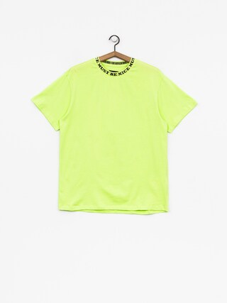 RipNDip T-shirt Mbn Jacquard Rib (lime)