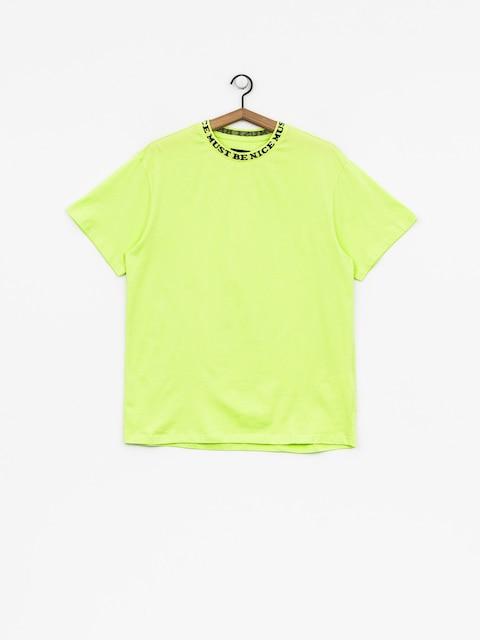 RipNDip T-shirt Mbn Jacquard Rib