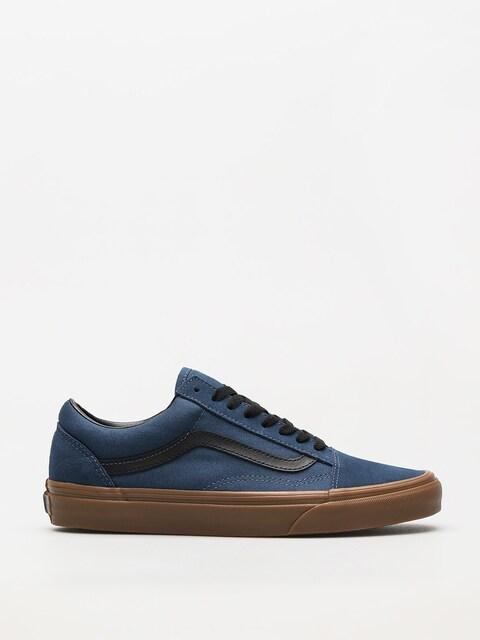 Vans Schuhe Old Skool (dark denim/black)