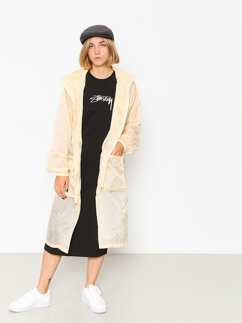 Stussy Jacket Clio Transparent Wmn (off white)