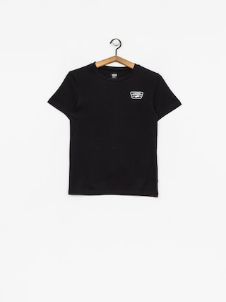 Vans T-shirt Full Patch Wmn (black)