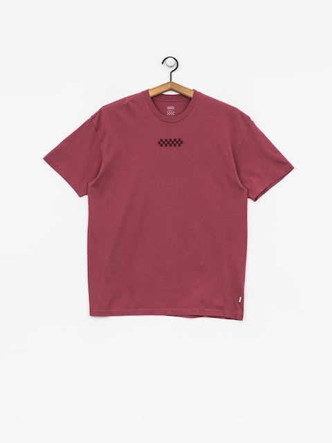 Vans T-shirt Overtime Out Wmn (dry rose)