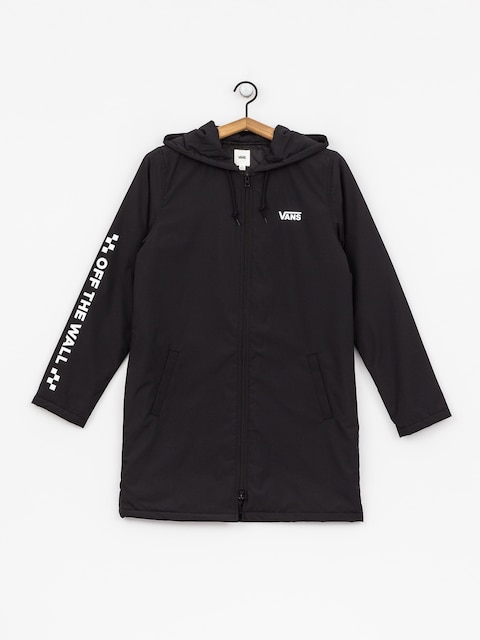 Vans Jacket Alliance Long Windbreaker Wmn (black)