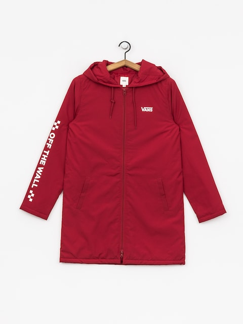Vans Jacket Alliance Long Windbreaker Wmn (scooter)