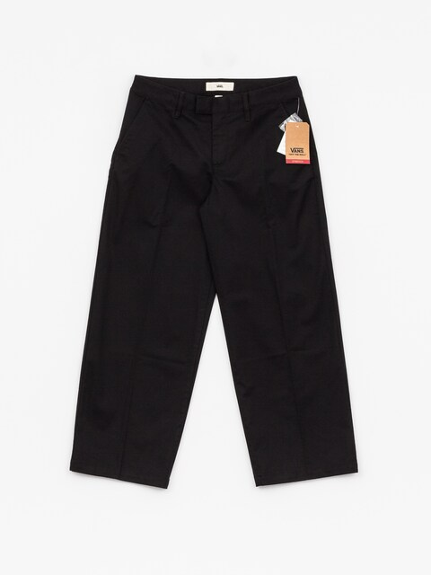 Vans Pants Authentic Wide Leg Wmn (black)