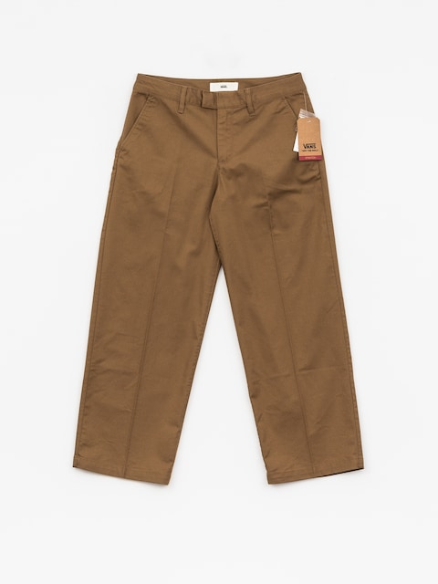 Vans Pants Authentic Wide Leg Wmn (dirt)
