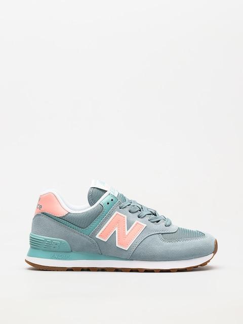 New Balance Schuhe 574 Wmn (smoke blue)