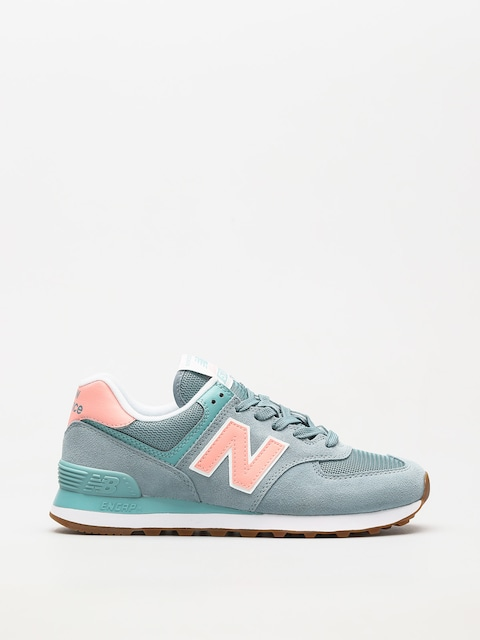 New Balance Shoes 574 Wmn (smoke blue)