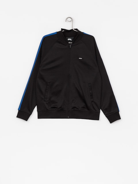 Stussy Jacket Poly Track (black)