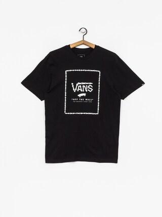 Vans T-shirt Print Box (black/boneyard)