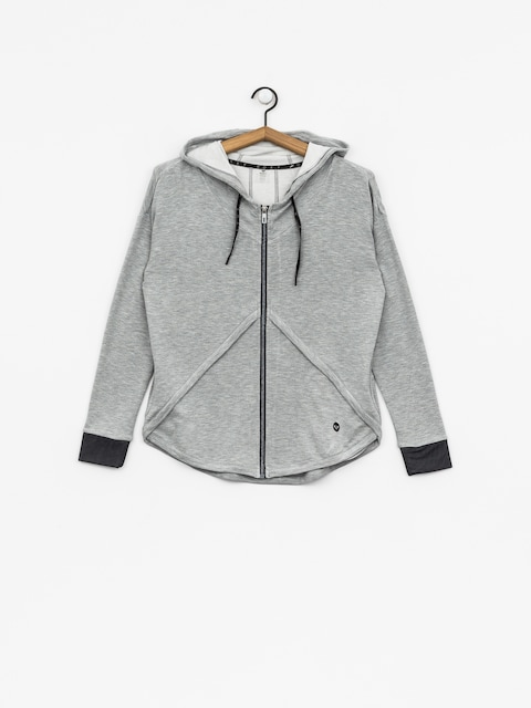 Roxy Hoodie Stormy Lovers ZHD Wmn (heritage heather)