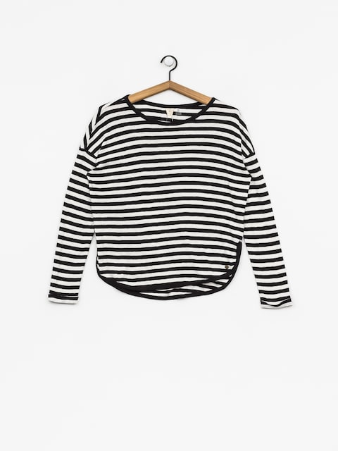 Roxy Longsleeve Curious Direction Wmn (true black big simpl)
