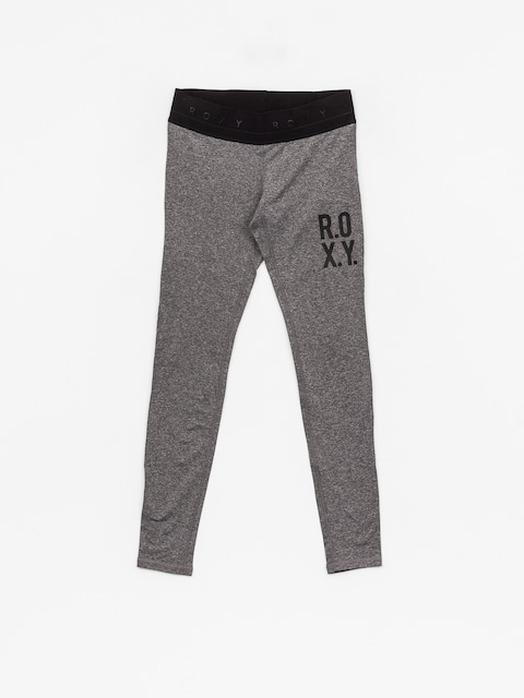 Roxy Leggings Fields Of Gold Wmn (charcoal heather)