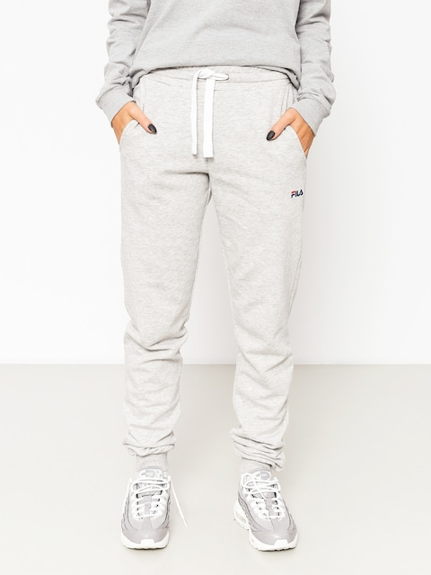 Fila Pants Classic Slim (light grey melange bros)