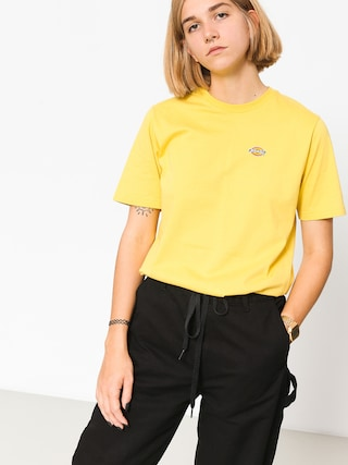 Dickies T-Shirt Stockdale Wmn (dusk yellow)
