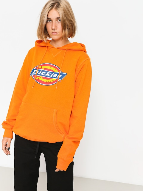 Dickies Hoodie Nevada HD Wmn (energy orange)