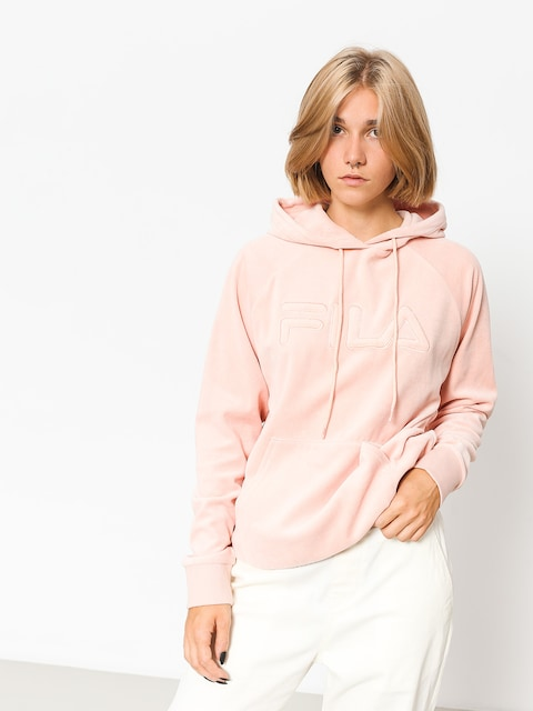 Fila Sweatshirt Velour Kai Wmn (evening sand)