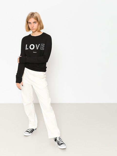 Femi Stories Sweatshirt Love Wmn (blk)