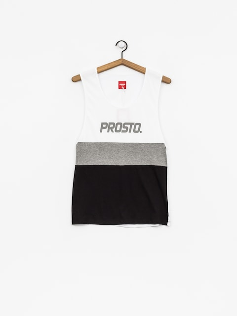 Prosto T-Shirt Tropic Tank (concrete grey)