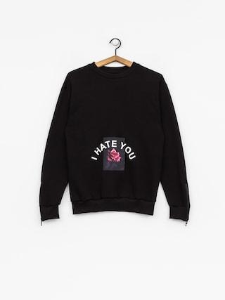 Majors Sweatshirt I Hate You II Wmn (black)