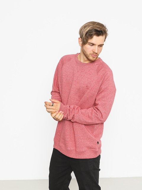 Quiksilver Sweatshirt Everyday (garnet heather)