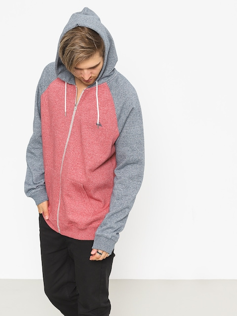 Quiksilver Hoodie Everyday ZHD (garnet heather)