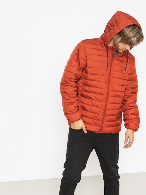 Quiksilver Jacket Scaly (barn red)