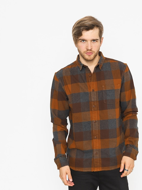 Quiksilver Hemd Stretch Flannel (rubber)