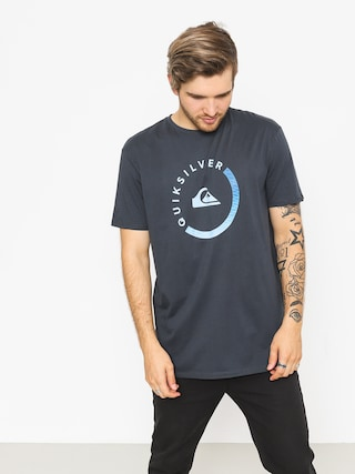 Quiksilver T-shirt Slab Session (blue nights)
