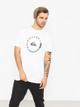Quiksilver T-Shirt Slab Session (white)