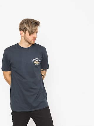 Quiksilver T-shirt Fish And Chick (blue nights)