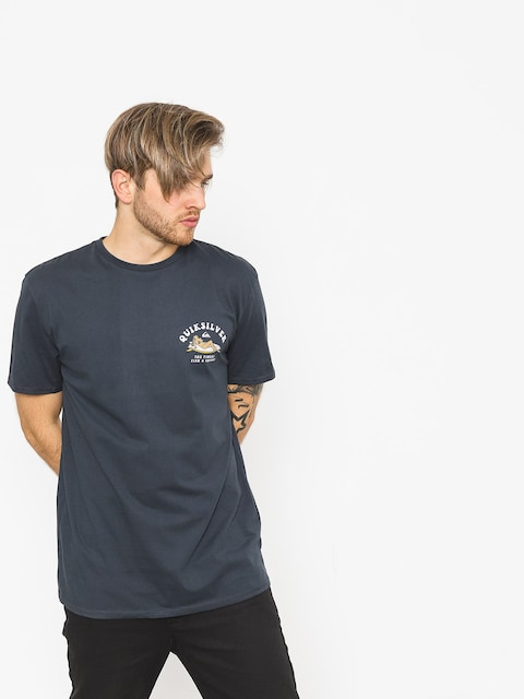 Quiksilver T-shirt Fish And Chick