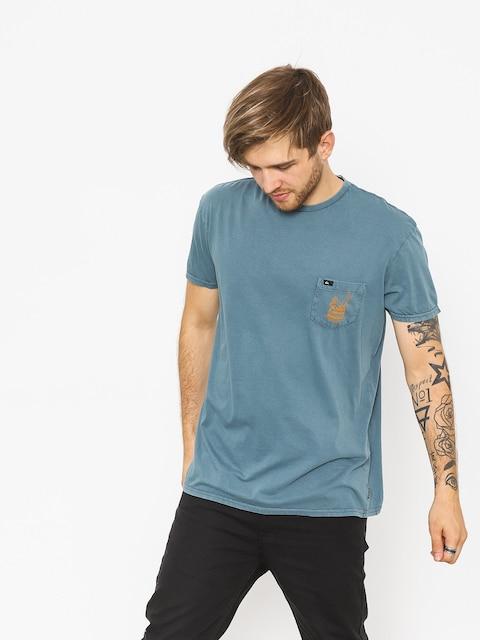 Quiksilver T-shirt Gett In Barreled (tapestry)